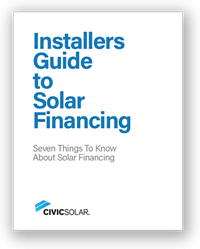 CivicSolar Solar Financing Guide